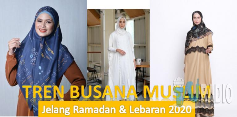 5 Tren Busana Muslim Jelang Ramadhan Dan Lebaran 2020
