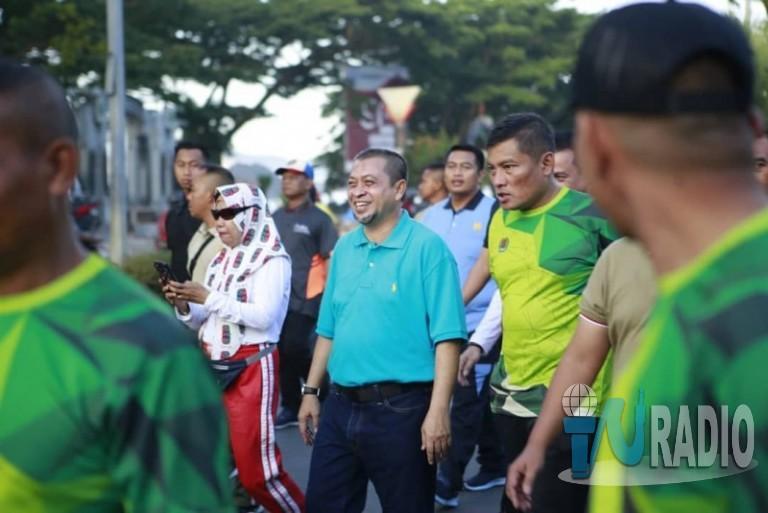 Wagub lepas peserta olahraga sehat gembira